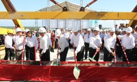 Thủ tướng Nguyễn Tấn Dũng dự Lễ hợp long cầu Cửa Đại, Quảng Nam