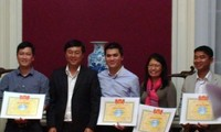 Tăng cường kết nối giữa Trung ương Hội Sinh viên Việt Nam và Hội sinh viên Việt Nam tại Bỉ