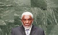 Thủ tướng Vanuatu thăm chính thức Việt Nam