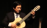 Dân ca Việt Nam được tôn vinh tại Cuộc thi Guitar quốc tế 2014 ở Đức