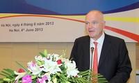 Đại sứ-Trưởng Phái đoàn EU tại Việt Nam Franz Jessen: ASEM 10 góp phần thúc đẩy đầu tư Âu-Á