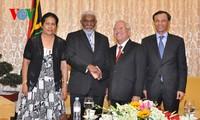 Đoàn Thủ tướng nước Cộng hòa Vanuatu thăm Thành phố Hồ Chí Minh