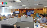 Ông Nguyễn Thiện Nhân chúc mừng các doanh nghiệp nhân ngày Doanh nhân Việt Nam