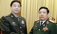 Bộ trưởng Bộ Quốc phòng Phùng Quang Thanh thăm Trung Quốc