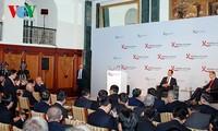 Thủ tướng Nguyễn Tấn Dũng tham dự phiên đối thoại với Diễn đàn doanh nghiệp Á - Âu