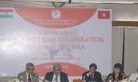 Hội thảo bàn tròn về quan hệ Ấn Độ - Việt Nam tại New Delhi