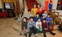 Sôi nổi ngày hội gia đình Việt Nam tại Bỉ
