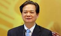 Thủ tướng Nguyễn Tấn Dũng thăm chính thức Ấn Độ