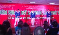 Tưng bừng Đêm nhạc Mỹ Latinh lần thứ 6 tại Hà Nội