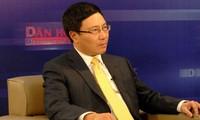 Hoạt động đối ngoại năm 2014 được triển khai sôi động, hiệu quả