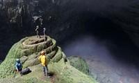 VTV làm phim quảng bá hang Sơn Đoòng, hang động lớn nhất thế giới