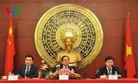 Họp báo nhân kỷ niệm 65 năm thiết lập quan hệ Việt – Trung (18/01/1950)
