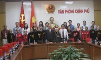 Phó Thủ tướng Nguyễn Xuân Phúc tiếp đoàn Mẹ Việt Nam Anh hùng tỉnh Đồng Nai