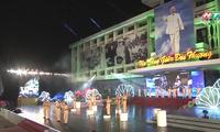 Cầu truyền hình kỷ niệm 70 năm Ngày truyền thống Công an nhân dân Việt Nam