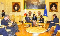 Đoàn đại biểu Đảng Cộng sản Việt Nam thăm và làm việc tại Hy Lạp và Italy