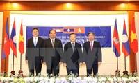 Hội nghị Ủy ban điều phối chung lần thứ 10 Khu vực Tam giác Phát triển CLV