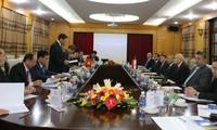 Việt Nam và Ai Cập sẽ chia sẻ kinh nghiệm trong công tác phòng, chống tham nhũng