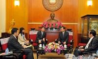 Thúc đẩy quan hệ chiến lược Việt Nam và Hàn Quốc