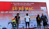 Bế mạc Giải Lướt ván diều KTA Tour châu Á năm 2016