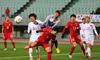 Đội tuyển bóng đá nữ Việt Nam thất bại trận ra quân vòng loại thứ 3 Olympic 2016