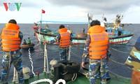 Việt Nam kêu gọi đảm bảo an toàn cho ngư dân khai thác trên biển