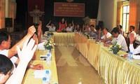 Tỉnh Hà Nam, Hà Giang tổ chức Hội nghị hiệp thương lần thứ 3