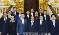 Việt Nam tăng cường giao lưu hữu nghị, hợp tác kinh tế - thương mại với Khu tự trị dân tộc Choang