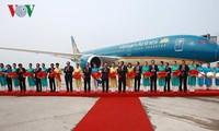 Thủ tướng Nguyễn Xuân Phúc dự Lễ khánh thành cảng hàng không quốc tế Cát Bi