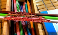 Nghệ thuật khắc bút chì