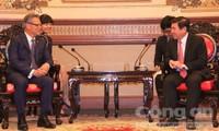 Thúc đẩy cơ hội hợp tác giữa Thành phố Hồ Chí Minh và bang Nam Australia