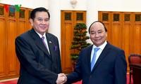 Việt Nam - Thái Lan tăng cường hợp tác trên nhiều lĩnh vực
