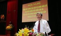 Công an Hà Nội tổ chức Hội nghị tổng kết công tác bảo vệ bầu cử