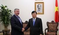 Việt Nam luôn tạo điều kiện cho các cá nhân, doanh nghiệp kinh doanh
