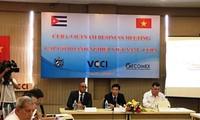 Thúc đẩy hợp tác thương mại giữa Việt Nam – Cuba