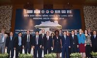 Phát triển kinh tế Đồng bằng sông Cửu Long thích ứng với biến đổi khí hậu