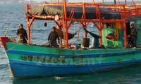 Đại sứ quán Việt Nam bảo hộ ngư dân các tàu bị bắn trên vùng biển Thái Lan