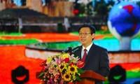 Khai mạc Diễn đàn hợp tác kinh tế Đồng bằng sông Cửu Long 2016 (MDEC – Hậu Giang 2016)