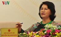 Quốc hội Việt Nam cam kết giám sát chặt chẽ nợ công