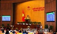 Quốc hội bầu Phó Chủ tịch nước, các chức danh đứng đầu cơ quan tư pháp
