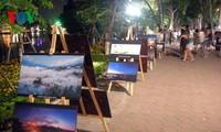 Chính thức khai trương không gian đi bộ quanh hồ Hoàn Kiếm và vùng phụ cận