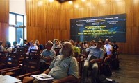 """Khai mạc hội nghị khoa học quốc tế """"Vật lý học của sự va chạm"""""""