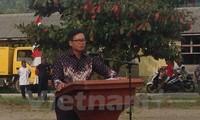 Indonesia tổ chức đợt trao trả ngư dân Việt Nam lớn nhất từ trước tới nay