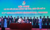Hội nghị hợp tác giữa các địa phương Việt Nam - Pháp thông qua Tuyên bố chung