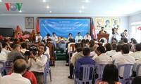 Đại hội Tổng hội người Campuchia gốc Việt Nam lần thứ II
