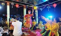 Lễ hội mùa thu Côn Sơn - Kiếp Bạc 2016: Liên hoan diễn xướng dân gian