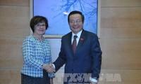 Việt Nam và Phần Lan tăng cường quan hệ lập pháp