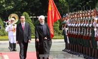 Tăng cường hợp tác Việt Nam-Iran