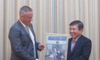 Thành phố Hồ Chí Minh và Bulgaria thúc đẩy hợp tác trong lĩnh vực kinh tế