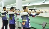 Gần 300 vận động viên tham dự giải Bắn súng vô địch Đông Nam Á 2016 tại Việt Nam