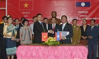 Tăng cường hợp tác giữa thành phố Đà Nẵng và các địa phương của Lào